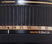 Naprawa zoom Canon 17-85mm