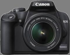 Serwis Canon 1000D naprawa Kraków