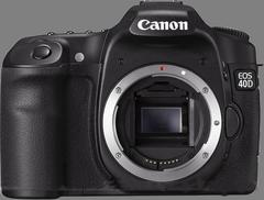 Serwis Canon 40D naprawa Kraków