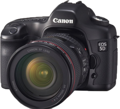 Serwis Canon 5D naprawa Kraków