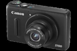 Serwis Canon S100 naprawa Kraków