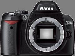 Serwis Nikon D40 naprawa Kraków