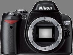 Serwis Nikon D40x naprawa Kraków