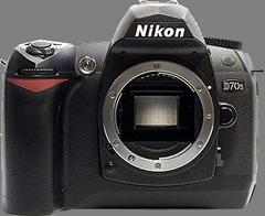 Serwis Nikon D70 naprawa Kraków