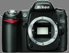 Serwis Nikon D80 naprawa Kraków