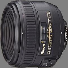 Serwis Nikon 50mm f/1.4 naprawa Kraków