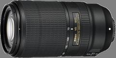 Serwis Nikon 70-300mm f/4-5.6 naprawa Kraków