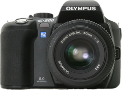 Serwis Olympus E-500 naprawa Kraków