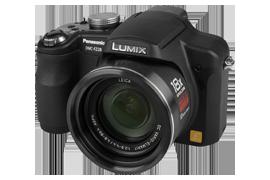 Serwis Panasonic Lumix FZ28 naprawa Kraków