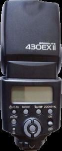 Serwis Canon 430 EX naprawa Kraków