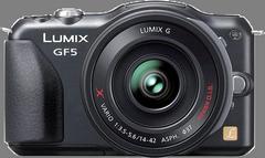 Serwis Panasonic Lumix GF5 naprawa Kraków