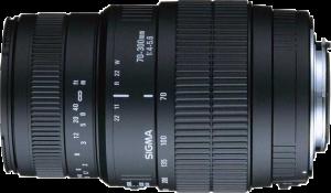 Serwis Sigma 70-300mm f/4-5.6 naprawa Kraków
