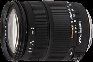 Serwis Sigma 18-200mm f/3.5-6.3 naprawa Kraków