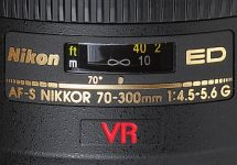 Naprawa AF Nikon 70-300mm VR