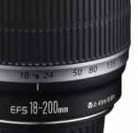 Naprawa zoom Canon 18-200