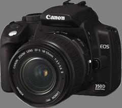 Serwis Canon 350D naprawa Kraków