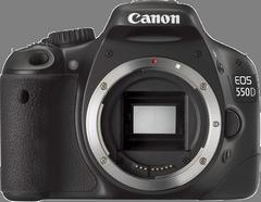 Serwis Canon 550D naprawa Kraków