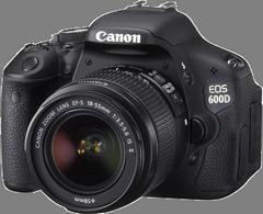 Serwis Canon 600D naprawa Kraków