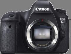Serwis Canon 6D naprawa Kraków
