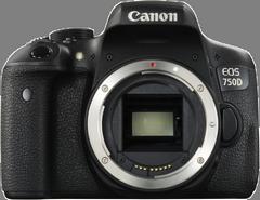 Serwis Canon 750D naprawa Kraków