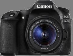 Serwis Canon 80D naprawa Kraków