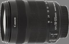 Serwis Canon 18-135mm f/3.5-5.6 naprawa Kraków