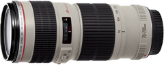 Serwis Canon 70-200mm f/4 L naprawa Kraków