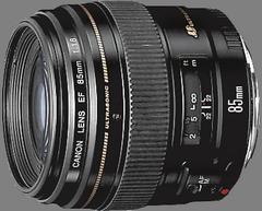 Serwis Canon 85mm f/1.8 USM naprawa Kraków