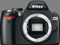 Serwis Nikon D60 naprawa Kraków