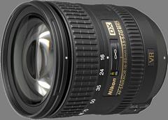 Serwis Nikon 16-85mm f/3.5-5.6 naprawa Kraków