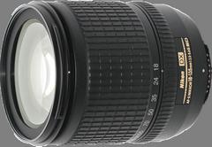 Serwis Nikon 18-135mm f/3.5-5.6 naprawa Kraków
