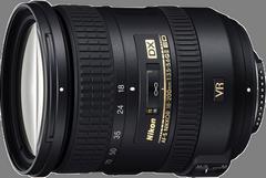 Serwis Nikon 18-200mm f/3.5-5.6 naprawa Kraków