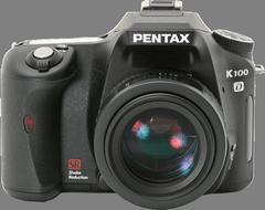 Serwis Pentax K100D naprawa Kraków