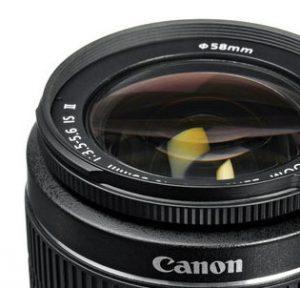 Canon 18-55 serwis Kraków autofocus naprawa