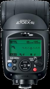 Serwis Canon 470 EX naprawa Kraków