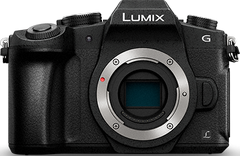 Serwis Panasonic Lumix G80 naprawa Kraków
