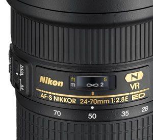 Nikon 24-70mm f/2.8 naprawa AF serwis Kraków