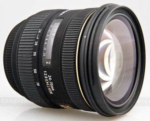 Serwis Sigma 24-70mm f/2.8 naprawa Kraków